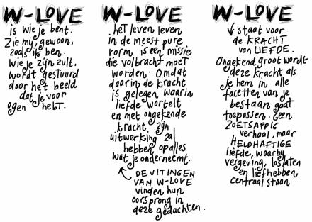 WL website tekst getekend LOVE gewoon:leven:kracht